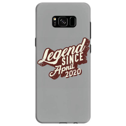 Legend Since April 2020 Samsung Galaxy S8 Case Designed By Akin