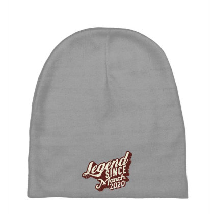 Legend Since March 2020 Baby Beanies Designed By Akin