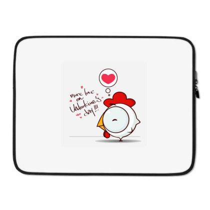 Valentine's Day Laptop Sleeve Designed By Coşkun