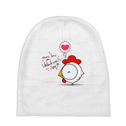 Valentine's Day Baby Beanies Designed By Coşkun