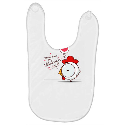 Valentine's Day Baby Bibs Designed By Coşkun