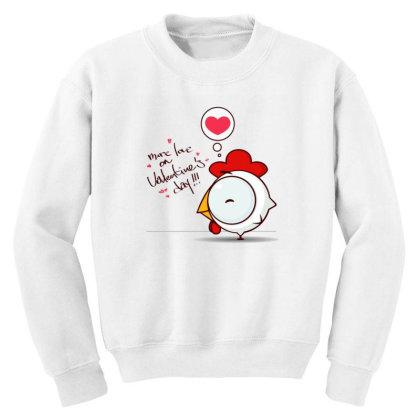 Valentine's Day Youth Sweatshirt Designed By Coşkun