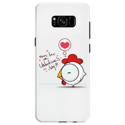 Valentine's Day Samsung Galaxy S8 Case Designed By Coşkun