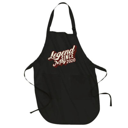 Legend Since May 2020 Full-length Apron Designed By Akin