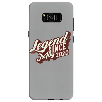 Legend Since May 2020 Samsung Galaxy S8 Case Designed By Akin