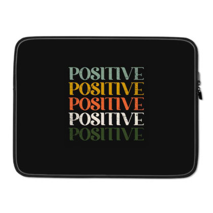 Positive Laptop Sleeve Designed By Akin