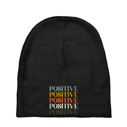 Positive Baby Beanies Designed By Akin