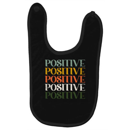 Positive Baby Bibs Designed By Akin