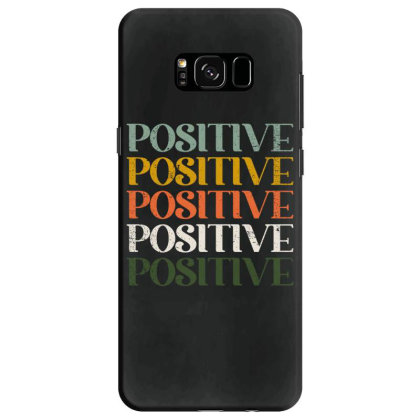 Positive Samsung Galaxy S8 Case Designed By Akin