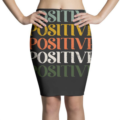 Positive Pencil Skirts Designed By Akin