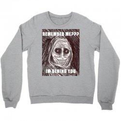ghost meme is back!!! Crewneck Sweatshirt | Artistshot