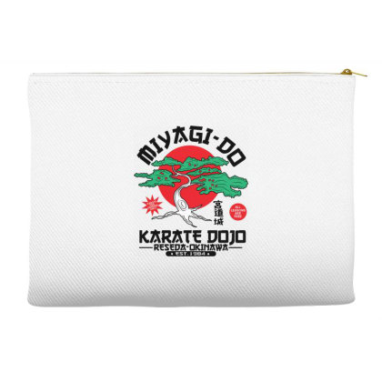 Miyagi Do Karate Dojo Accessory Pouches Designed By Koopshawneen