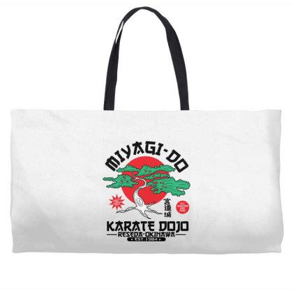 Miyagi Do Karate Dojo Weekender Totes Designed By Koopshawneen