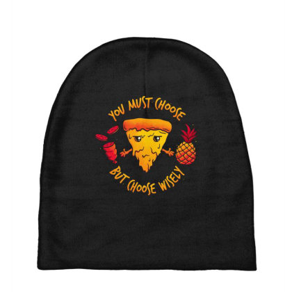 Pizza Knight Baby Beanies Designed By Koopshawneen
