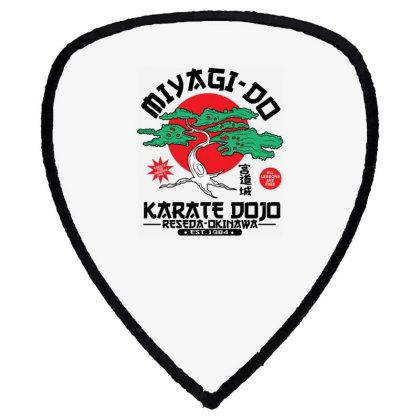 Miyagi Do Karate Dojo Shield S Patch Designed By Koopshawneen