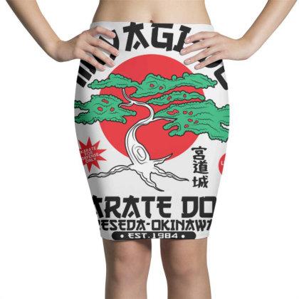 Miyagi Do Karate Dojo Pencil Skirts Designed By Koopshawneen