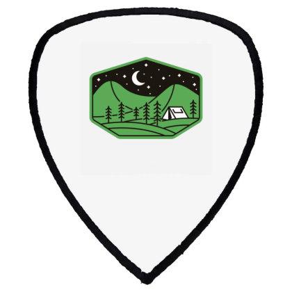 Green Camp Shield S Patch Designed By Gudalbosok