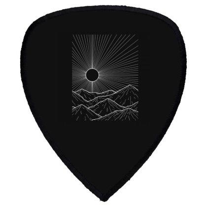 Highest Peak Shield S Patch Designed By Gudalbosok
