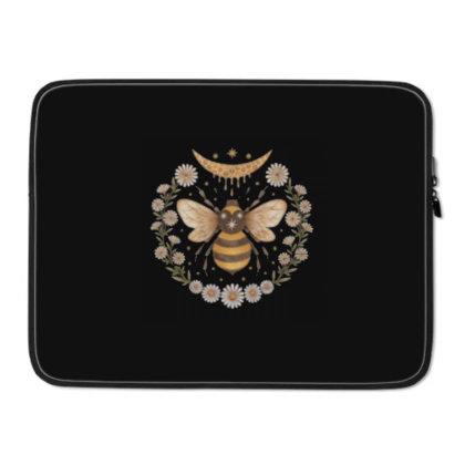 Honey Moon Laptop Sleeve Designed By Gudalbosok