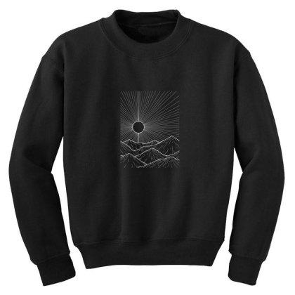 Highest Peak Youth Sweatshirt Designed By Gudalbosok