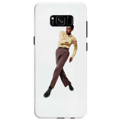 Cross Step Leon Bridges Samsung Galaxy S8 Case Designed By Cahayadianirawan
