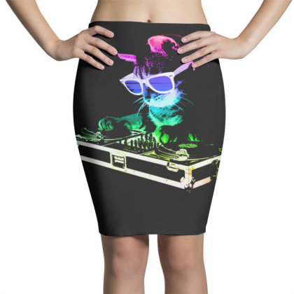 House Cat Pencil Skirts Designed By Gudalbosok