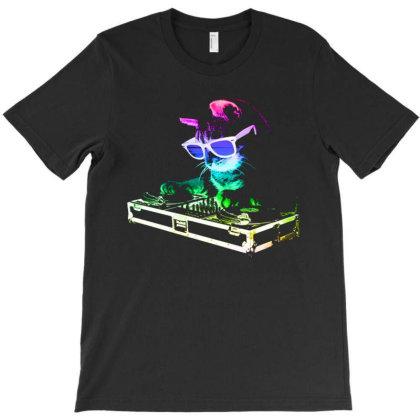 House Cat T-shirt Designed By Gudalbosok