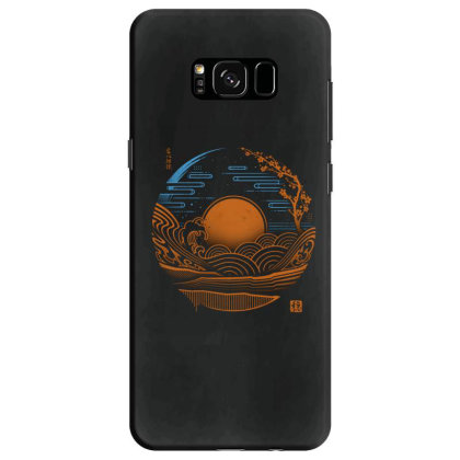 Japan Chillout Samsung Galaxy S8 Case Designed By Gudalbosok