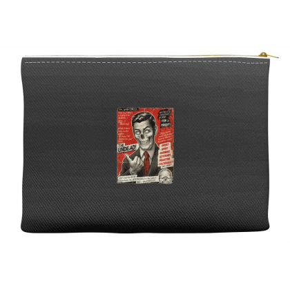 Join The Undead Accessory Pouches Designed By Gudalbosok