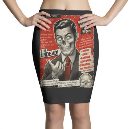 Join The Undead Pencil Skirts Designed By Gudalbosok