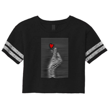 Love Sign Scorecard Crop Tee Designed By Gudalbosok