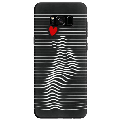 Love Sign Samsung Galaxy S8 Case Designed By Gudalbosok