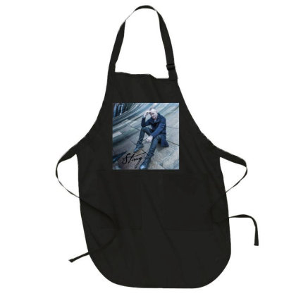 Sting Sticker Full-length Apron Designed By Nugrahadamanik