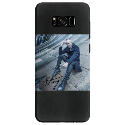Sting Sticker Samsung Galaxy S8 Case Designed By Nugrahadamanik
