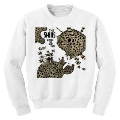 Wincing Night Away Island Youth Sweatshirt Designed By Nugrahadamanik