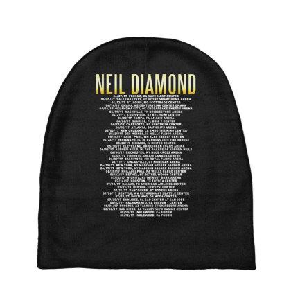 Love This 50 Years Anniversary Dates 2017 Neil Diamond Sticker Baby Beanies Designed By Nugrahadamanik