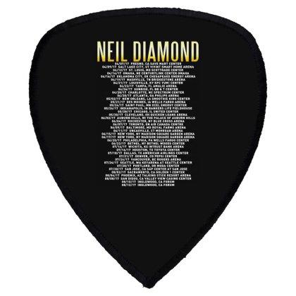 Love This 50 Years Anniversary Dates 2017 Neil Diamond Sticker Shield S Patch Designed By Nugrahadamanik