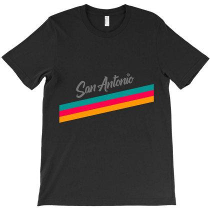 San Antonio Spurs, Fiesta City Jersey 2020 21 Classic T Shirt T-shirt Designed By Moon99