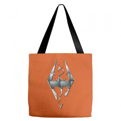 Skyrim Tote Bags Designed By Rardesign