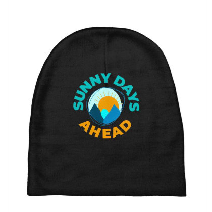 Sunny Days Ahead Classic T Shirt Baby Beanies Designed By Moon99