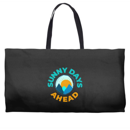 Sunny Days Ahead Classic T Shirt Weekender Totes Designed By Moon99