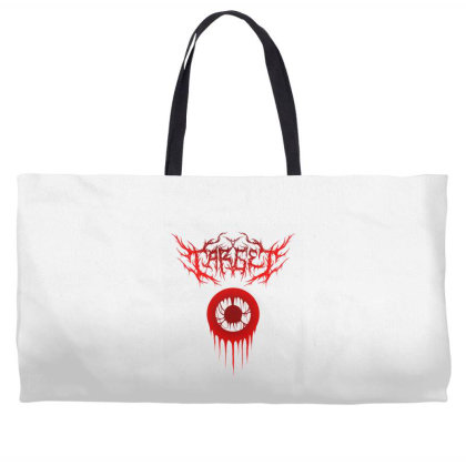 Target Logo Classic T Shirt Weekender Totes Designed By Moon99