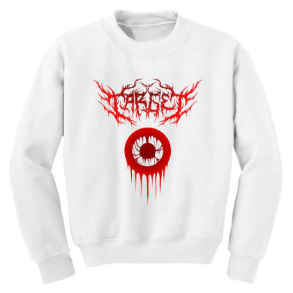 Target Logo Classic T Shirt Youth Sweatshirt Designed By Moon99