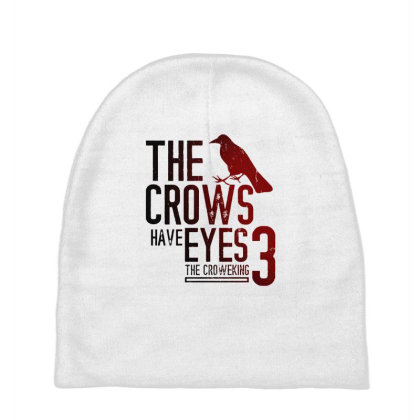 The Crows Have Eyes 3 Classic T Shirt Baby Beanies Designed By Moon99