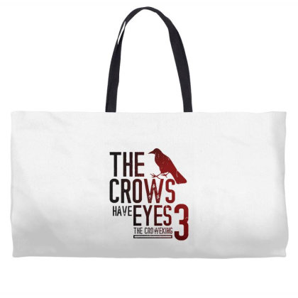The Crows Have Eyes 3 Classic T Shirt Weekender Totes Designed By Moon99