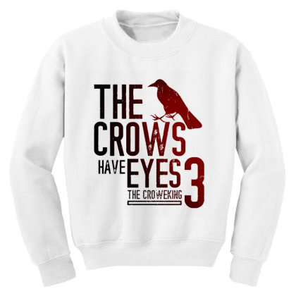 The Crows Have Eyes 3 Classic T Shirt Youth Sweatshirt Designed By Moon99