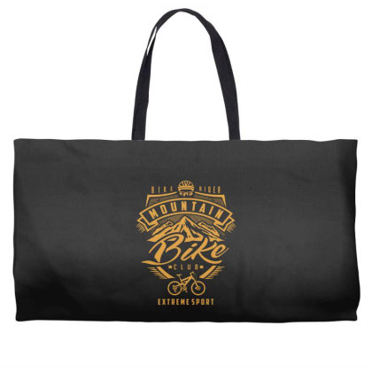Mountain Bike - Extreme Sport Gift Weekender Totes Designed By Cidolopez