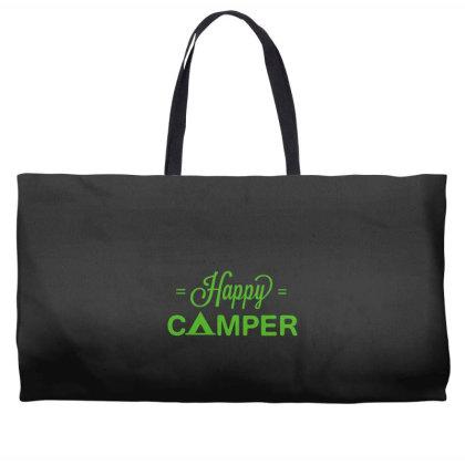 Happy Camper Weekender Totes Designed By Kahvel