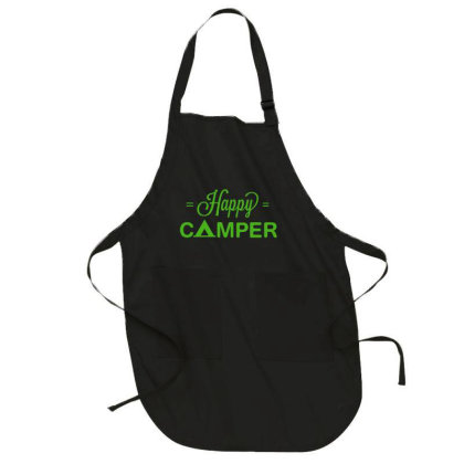 Happy Camper Full-length Apron Designed By Kahvel