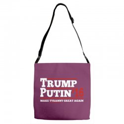 Trump Putin 2016 Adjustable Strap Totes | Artistshot